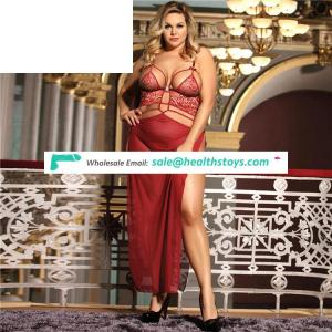China Manufacturers Lingerie Sexy Babydoll for Fat Women