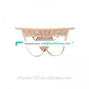 China manufacture lace panties for men