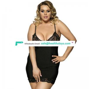 Chinese Supplier 6XL Plus Size Sexy Lingerie for Sexy Girls