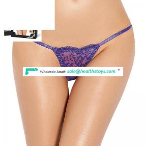 Chinese latest panty designs women girl sexy t-back