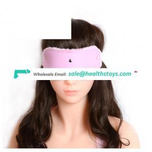 Comfortable Eye Mask Sleep And Flirting Toys For Couple Game