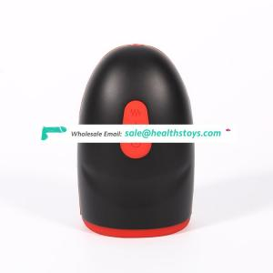 Easy Carry Free Samples Vagina Masturbation Cup Hands Free Men Sucking Cup For Adult Sex