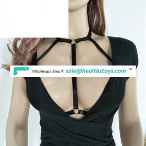 Erotic Lingerie Women Harness Bra Polyester Bra