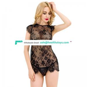 Factory price Paypal acceptable sexy lingerie lace camisoles for women