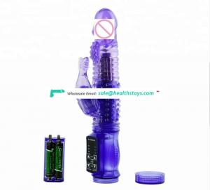 Factory silicone free dildos  adult Sex Toys Artificial Dildo Penis Vibrator For Woma