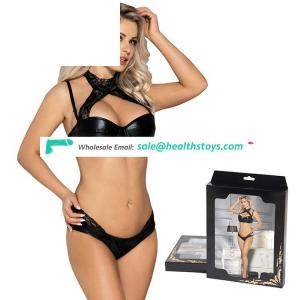 Fashion Cheap OEM China Plus Size Bra Sexy Panty Nighty