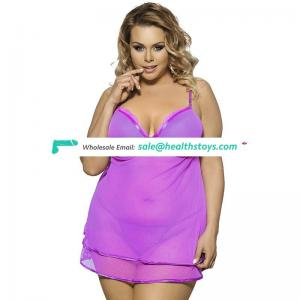 Fashion High Quality Ladies Sex Romantic Night Dress
