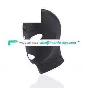 Fetish Mask Hood Party Mask Headgear Adult Game Products