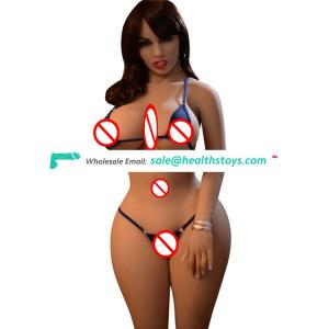 Full Size Sex Doll With Fat Ass Cheap Price 100% Same Silicone Nice Looking Thirsty Woman Sex Doll For Men Naked