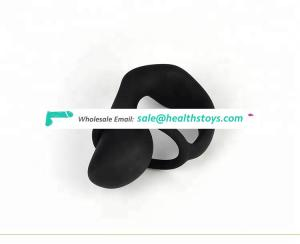 G-Spot Anal Plug Sex Doll Silicone Butt Plug vibrator Boys Sex Toy Prostate massager Pleasure Tool For Male And Women