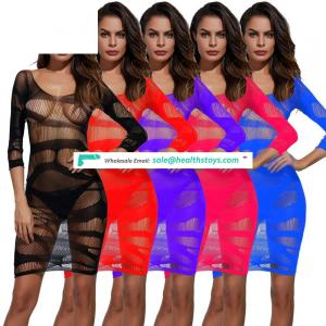 Greenee Women Open Crotch Tight Body Stocking Lingerie Erotic Full Body