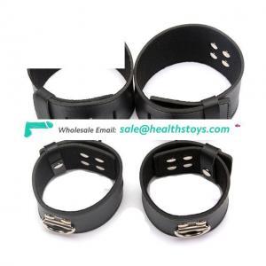 Handcuffs Soft Wrist Ankle Cuffs Adult Toy Handcuffs Couple Wedding Novelty Gift