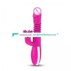 Heating G-Spot Strong Vibrator Sex Toy For Women Vagina Men Erotic Toys Sex Adult