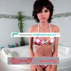 Height H Cup Toy Real Silicon Sex Doll