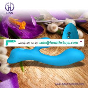 High Quality Silicone G Spot Vibrator Sex Toy Adult Vibrator For Female