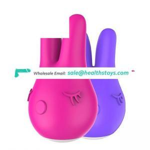 High Quality Silicone Waterproof Massager Love Eggs Female Masturbation USB Charger Rabbit Vibrator