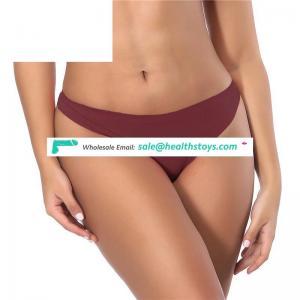 High quality sex tanga underwear mature women  seamless panty