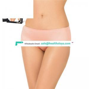 High quality women seamless underwear boyshort panties