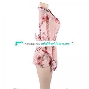Hot Sale Ladies Japanese Kimono Uniform Short  Asian Lingerie Set