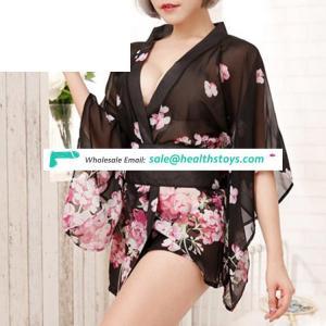 Hot Sale Sexy Short Skirt Extreme Temptation Lingerie Set