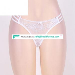 Hot White G String Charming Charming Sexy Women t Back Brief