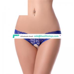 Hot design erotic plus size mature women sexy panty for fat lady