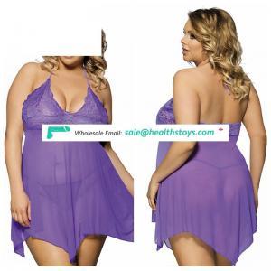 Hot sale ladies undergarments sexy sleep wear sexy sleeping wear