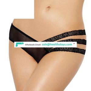 Hot sale latest women sexy satin panties