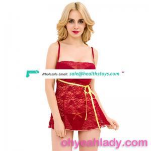 Hot sale red fashion cheap low MOQ sexy women