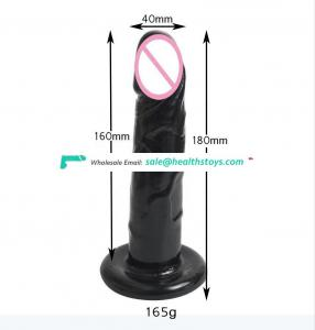 Hot sell Soft Silicone vibrator Huge  with Strong Suction Cup Adult Sex Toy soft AV rod vibration  for Women Large Size Dildo