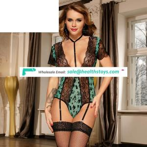 Hot selling two colors four size young girl sexy lingerie