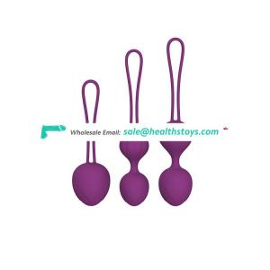 Kegel balls for tightening women vagina 44g 81g 102g medical grade silicone waterproof