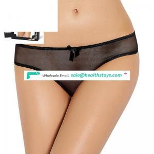 Ladies panties open back g string super sexy underwear