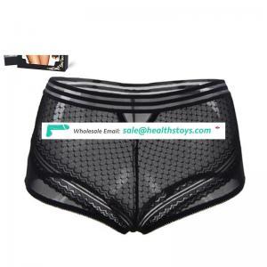 Latest Design Factory Price In stock Black Cute Girls Preteen Panty High Waist Underwear