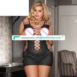 Latest Design wholesale paypal accept sexy hot Crotchet Bodystocking