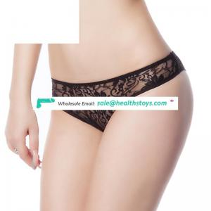 Latest Popular Black Sex Lace Sexy In Women Panties