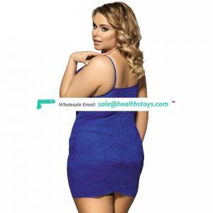 Latest design super plus size sex large hot lingerie babydoll