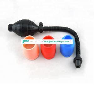 M size Easy pump pro extender Handsome Up Penis Pump Enlarge Enlargement Various Penis Vacuum Pump adult products  for men