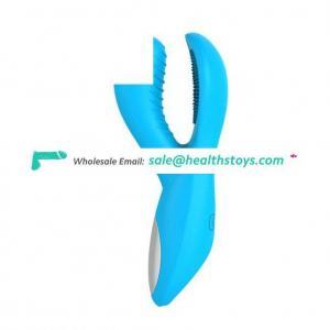 Multifunction Sex Products G-spot Vagina Clitoris Vibrating 6 Stimulation Waterproof Thrusting Vibrator Toy for Women