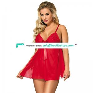 New arrival latest design women sexy nightwear