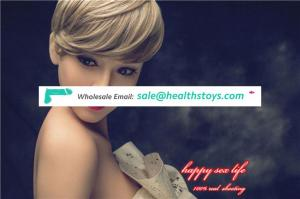 New arrived 163cm TPE silicone ultra realistic low price Chinese sex doll for men