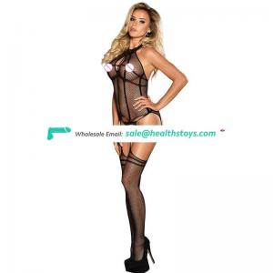 New design crotchless bodystockings