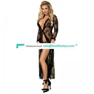 New model Fashion sexy nude teddy black lingerie