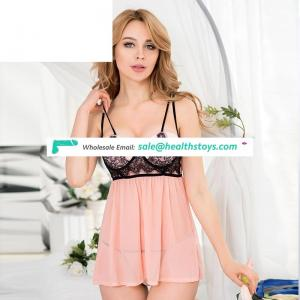 New style sexy lingerie nighties nighty design plus size clothes