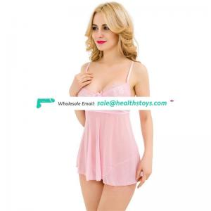 New wholesale sexy langery hot sexy transparent nighties