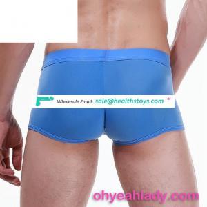 OEM accept five color four size sexy men underwear