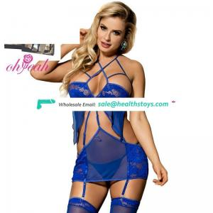 One size hot latest see-through sexy lingerie women babydoll