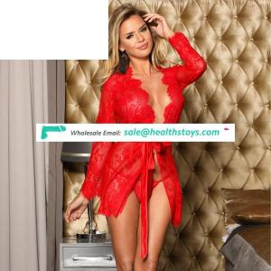 Paypal accept red busty transparent women sexy lingerie