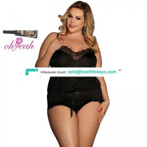 Plus Size Hot Sell for Ladies Wearing  Bodysuit Lingerie