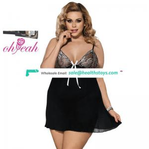 Plus size high quality wholesale women pajamas sleepwear